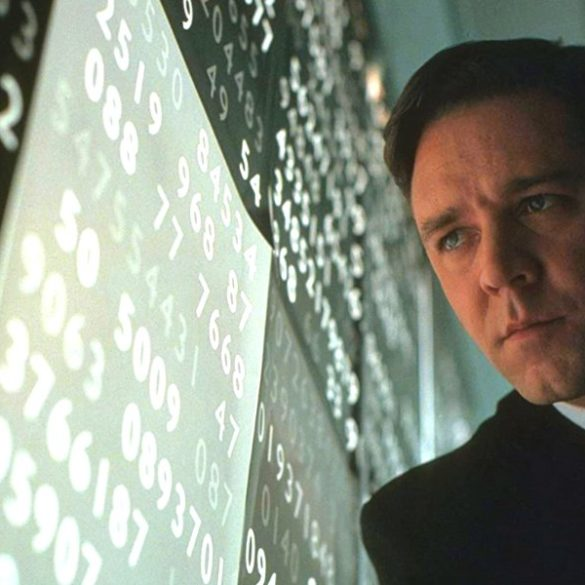 'A Beautiful Mind' - A flawed dramatisation of genius and insanity