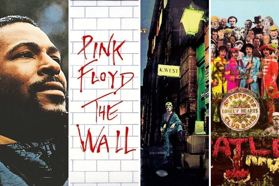 From Pink Floyd to The Who: The 12 greatest concept albums of all time