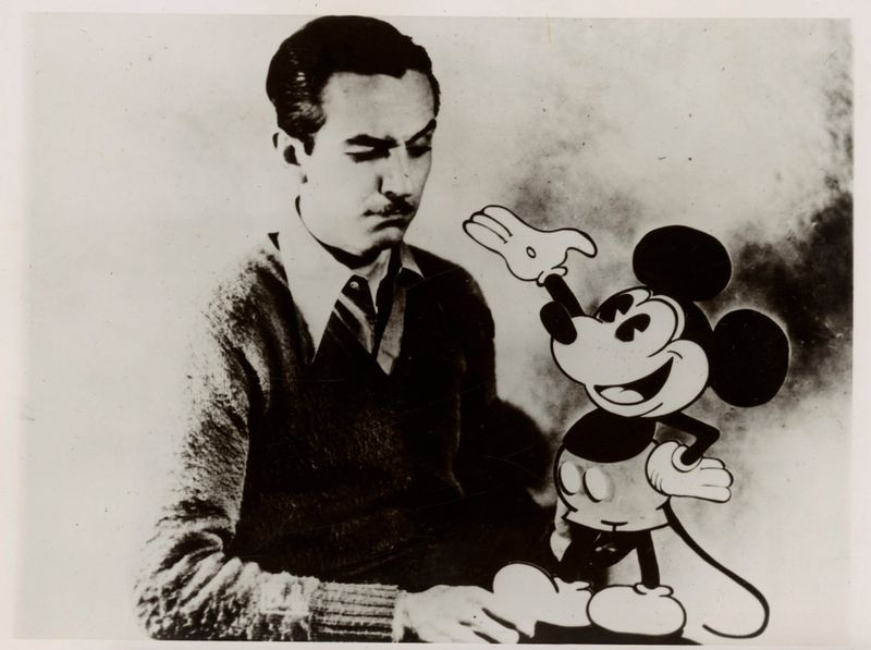 How Walt Disney changed the face of cinema