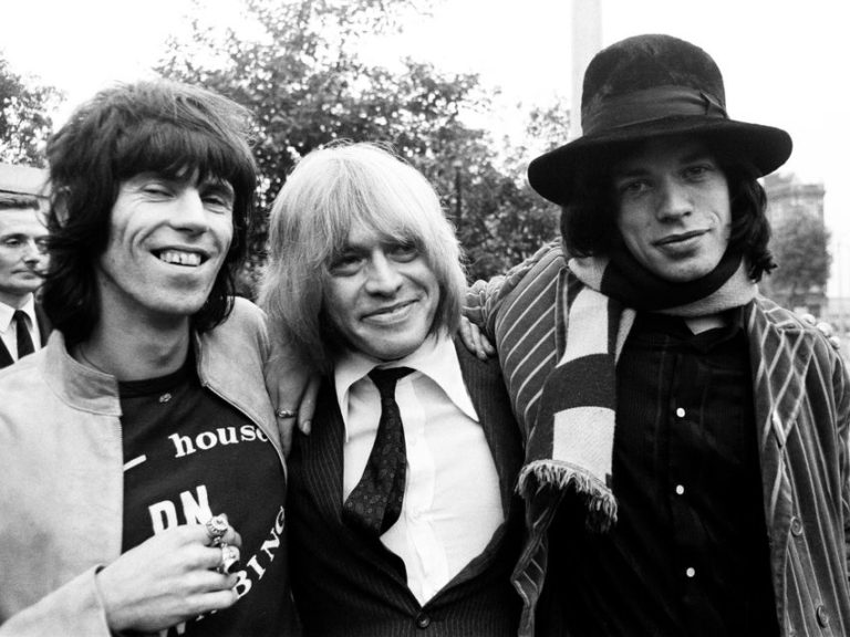 'Paint it Black', A Rolling Stones ode to Brian Jones?