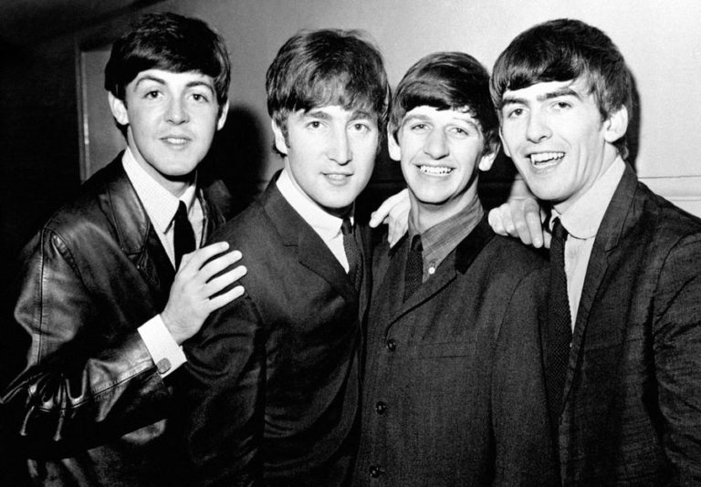 The secret producer who appears on The Beatles song 'Can't Buy Me Love'