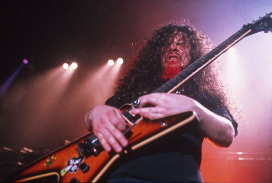 Recounting the shocking death of Pantera guitarist Dimebag Darrell