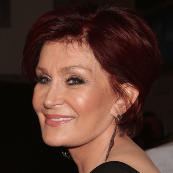 Sharon Osbourne tests positive for coronavirus