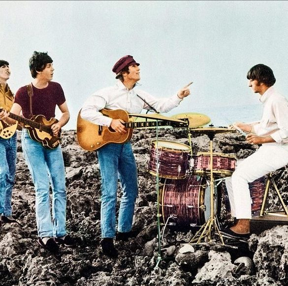 The moment The Beatles nearly bought an entire Greek island