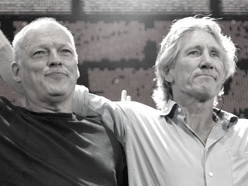 The reason why Pink Floyd's David Gilmour and Roger Waters feuding