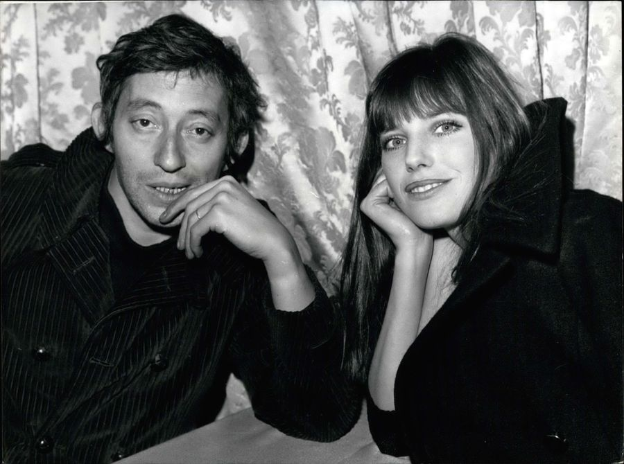 The wildly romantic love affair of Serge Gainsbourg and Jane Birkin