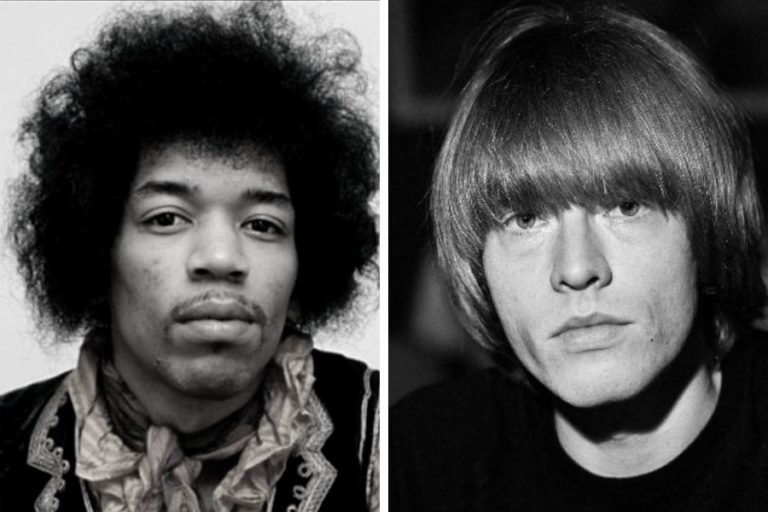 When Rolling Stones' Brian Jones worked with Jimi Hendrix
