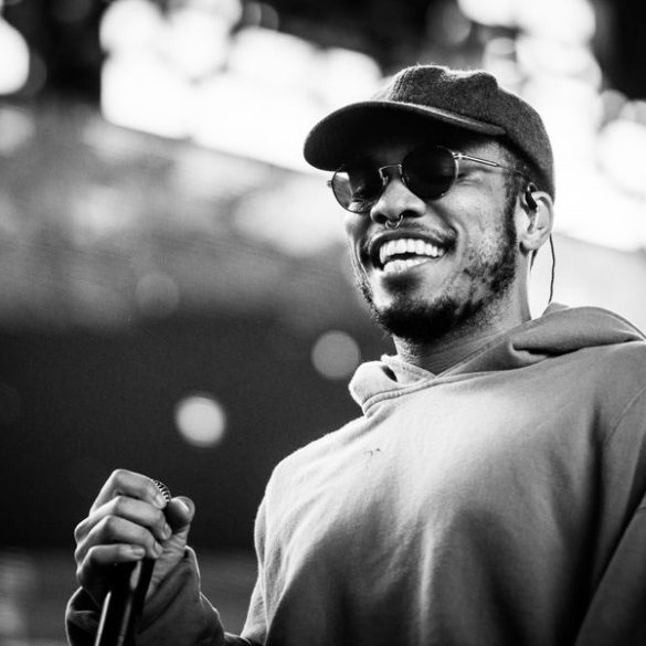 Anderson .Paak's 15 favourite songs of all time