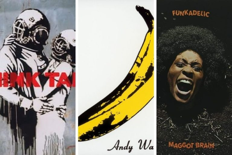 From Nick Cave to Sonic Youth: The 6 most memorable album covers of all time