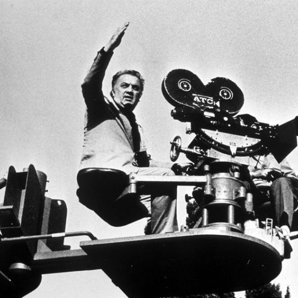 Federico Fellini feature films ranked in order of greatness