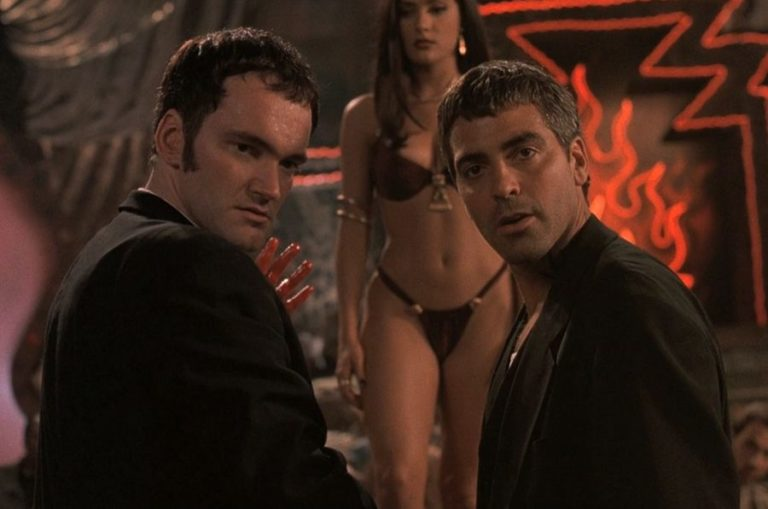 25 years of the cult classic of 'From Dusk till Dawn': Savouring madness, foot fetish and gore