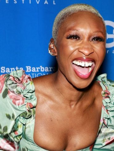 How Cynthia Erivo is paving the path for people of colour