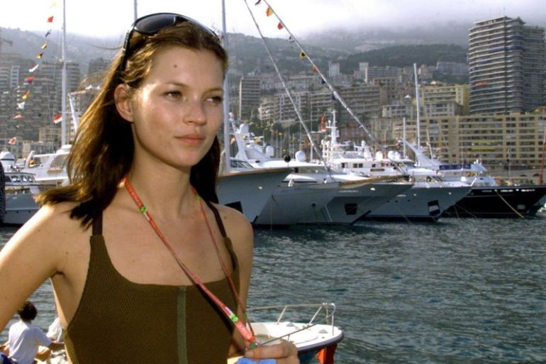 Kate Moss' best music video appearances