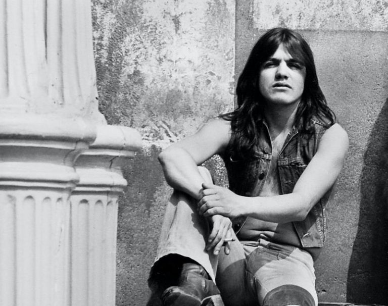 Revisit Malcolm Young's isolated guitar for AC/DC song 'You Shook Me All Night Long'