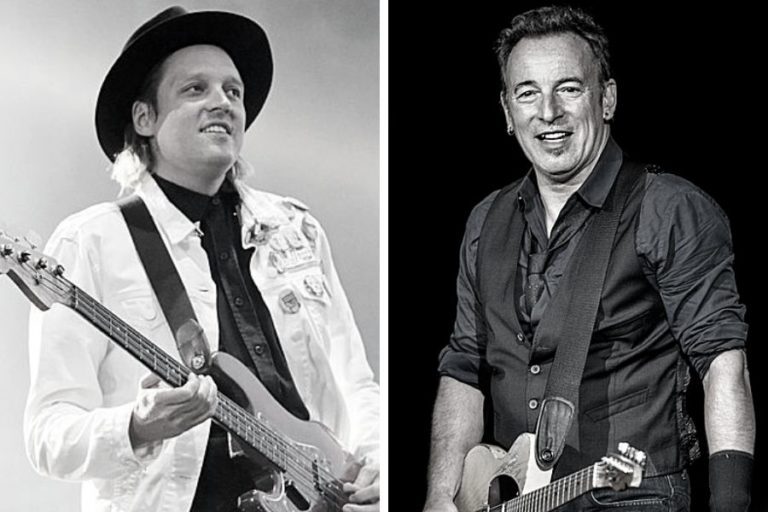 The invaluable advice Bruce Springsteen once gave Arcade Fire