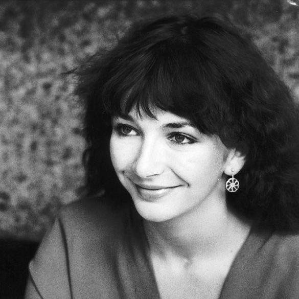 Watch Kate Bush's first-ever TV interview
