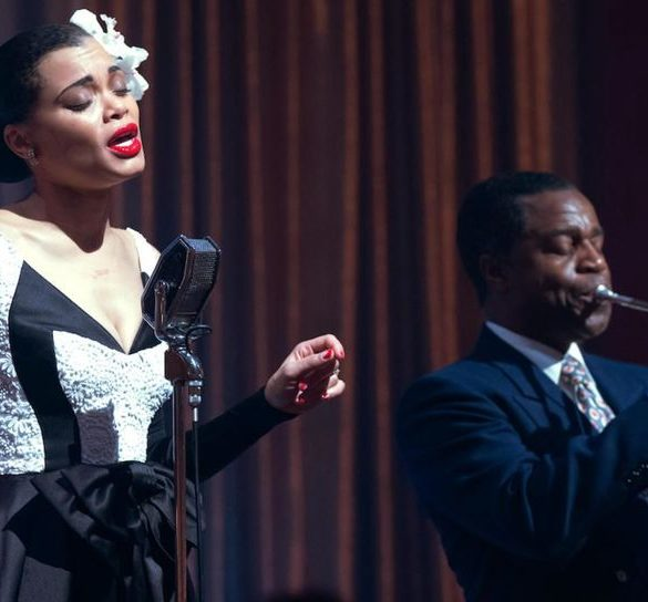 Watch the trailer for 'The United States vs Billie Holiday'