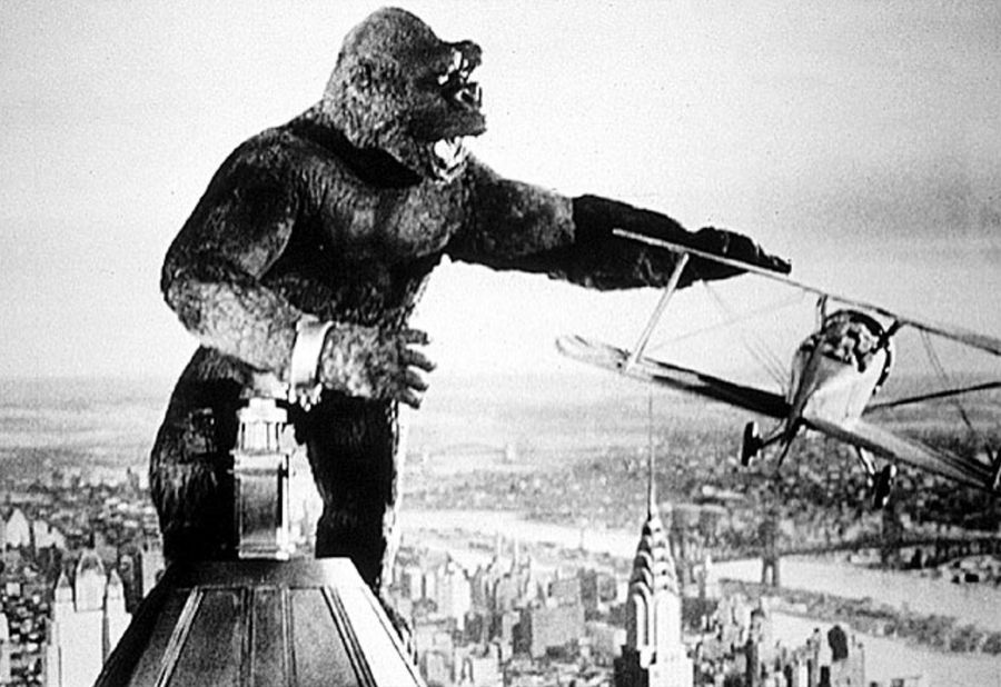 From Godzilla to King Kong: The 10 greatest movie monsters