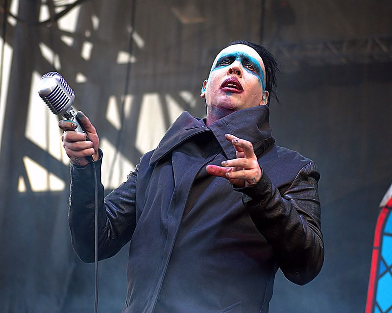 Marilyn Manson denies abuse allegations in new statement