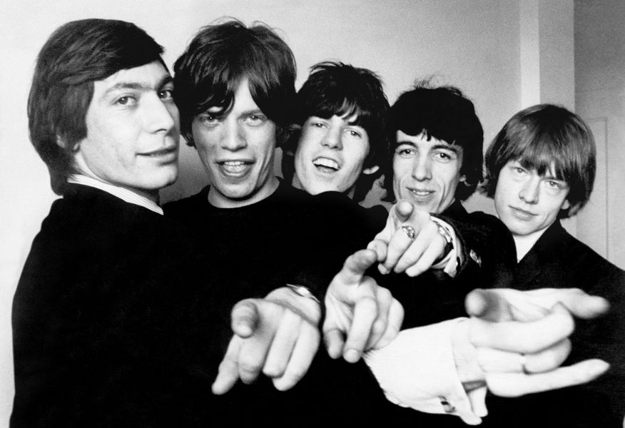 Watch The Rolling Stones perform a stripped back version of 'Wild Horses'