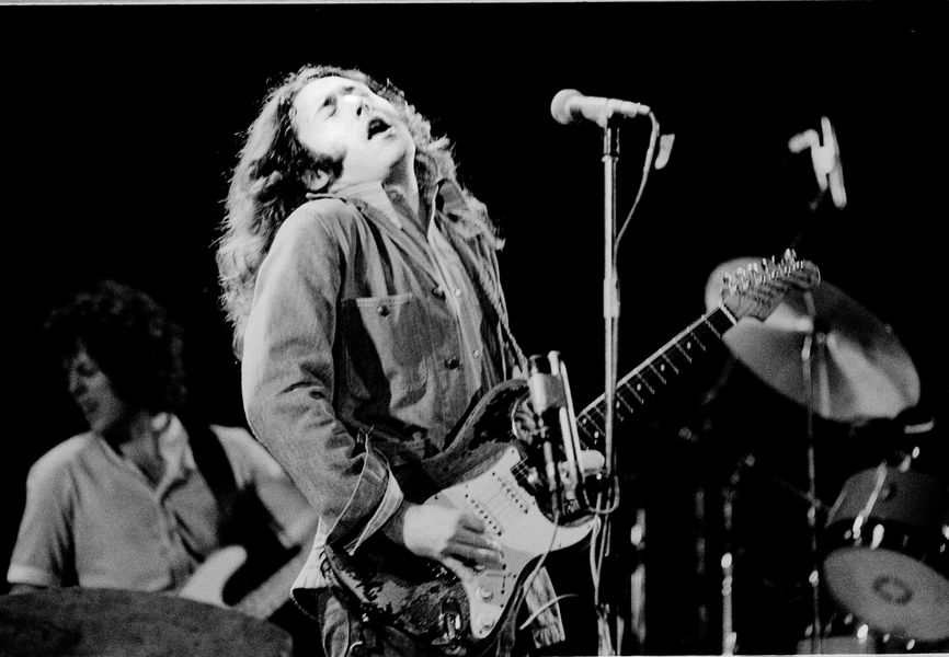 Rory Gallagher: The greatest guitarist you've never heard of