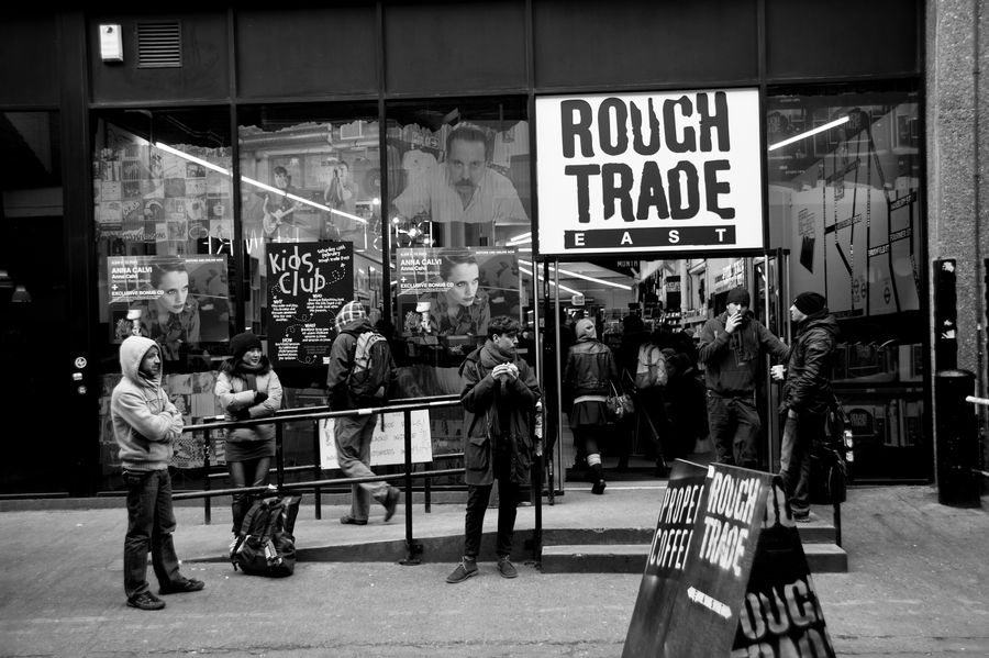 From The Smiths to The Strokes: The 10 greatest albums released by Rough Trade