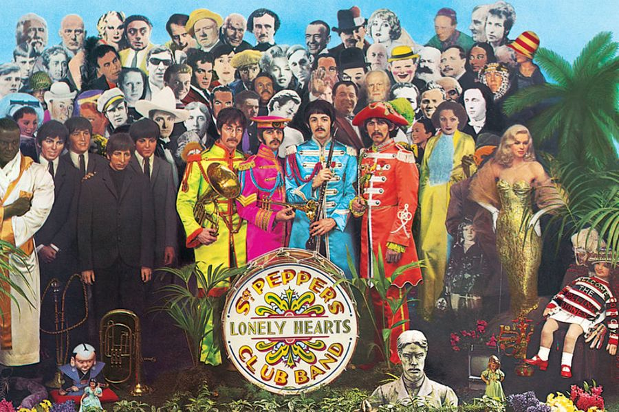 The Cover Uncovered: How The Beatles created the iconic 'Sgt. Pepper' art