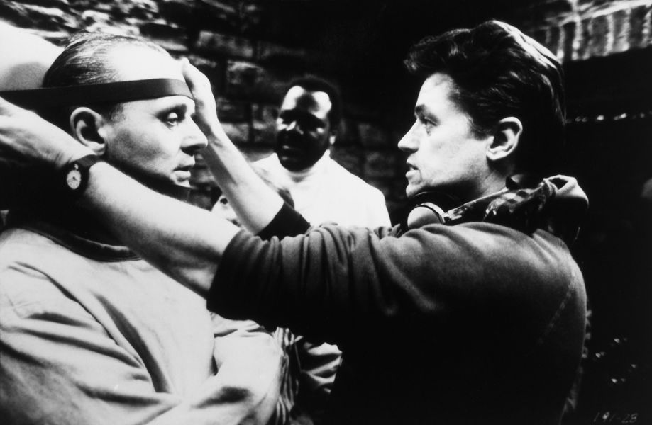 Joanathan Demme Silence of the Lambs.
