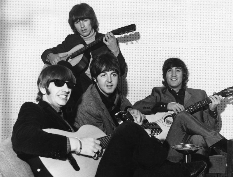 How The Beatles wrote 'Paperback Writer'