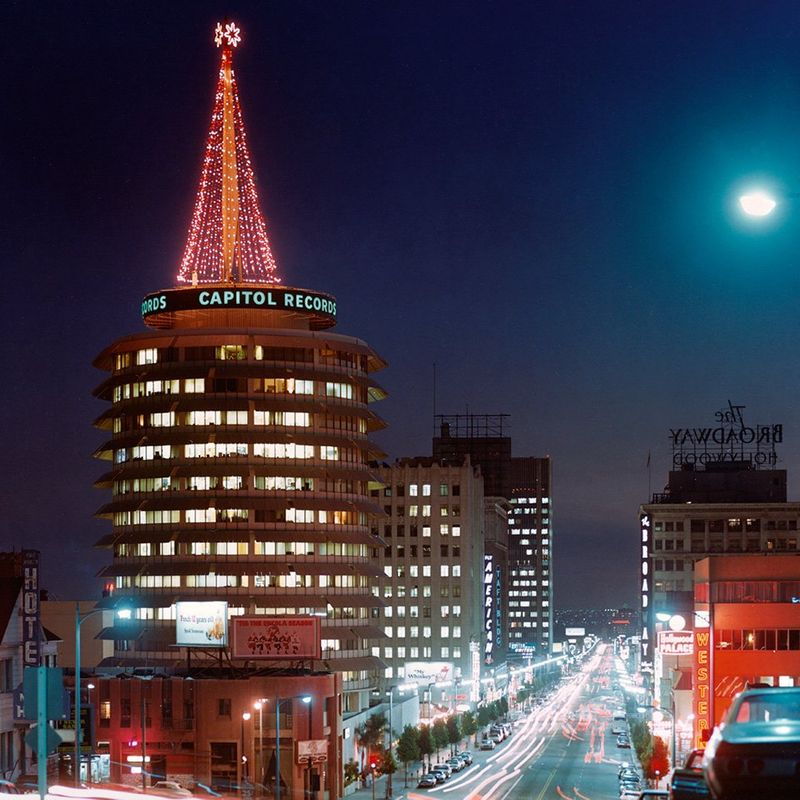 A photographic history of 75 years of Capitol Records