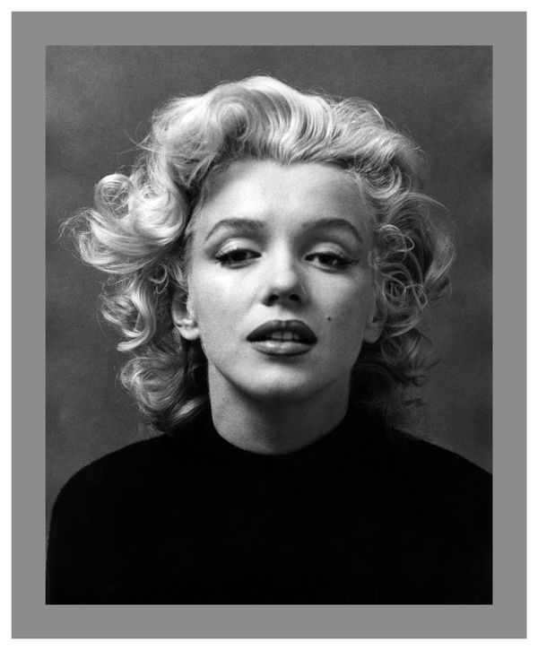 Marilyn Monroe simple evocative reportage style portrait Hollywood May 1953