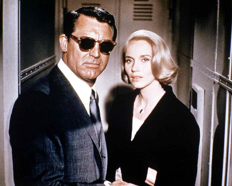 62 years of Alfred Hitchcock masterpiece 'North by Northwest'