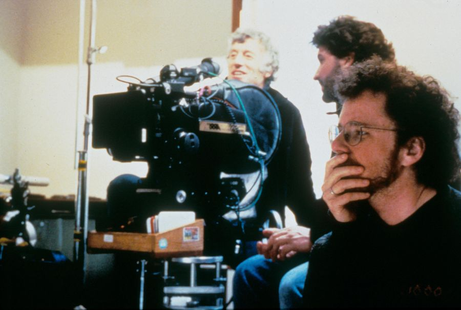 Coen Brothers with Roger Deakins