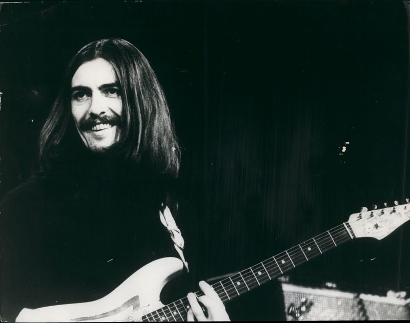 George Harrison's 6 best guitar solos with and without The Beatles